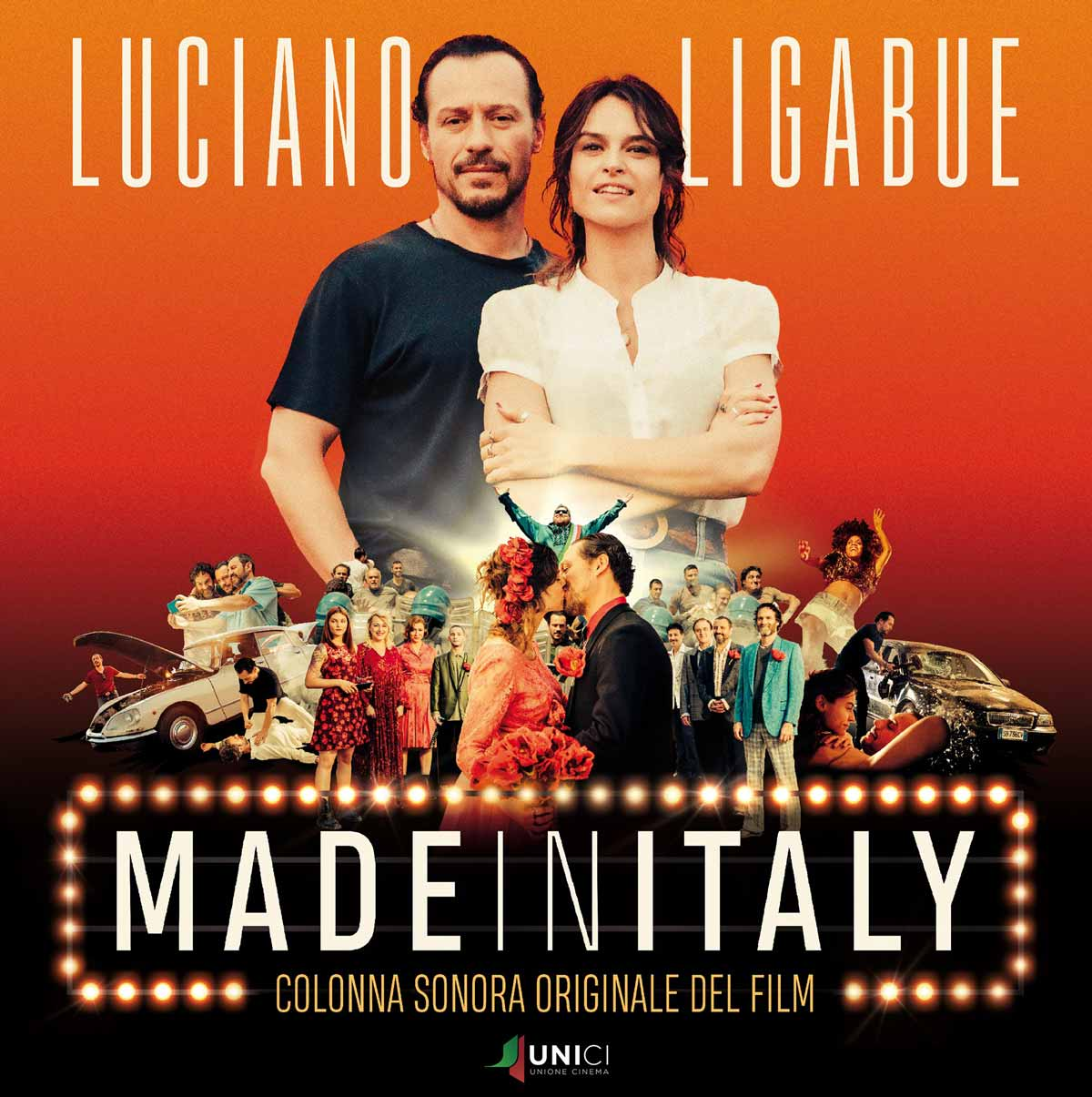 made in italy colonna sonora