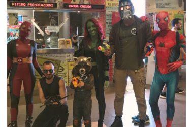 Anteprima Avengers: Infinity War