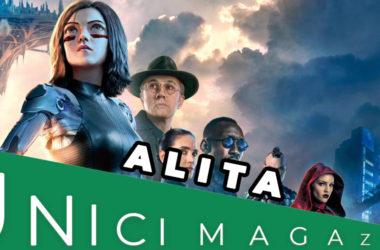 ALITA ANGELO DELLA BATTAGLIA
