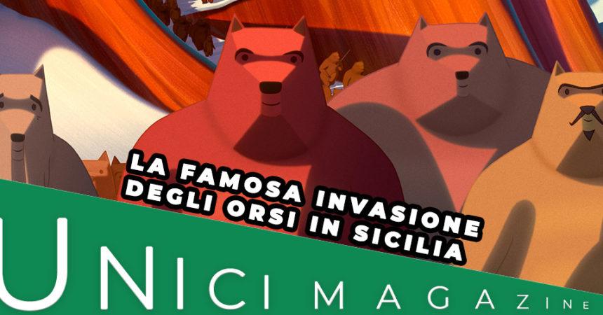 LA FAMOSA INVASIONE DEGLI ORSI IN SICILIA