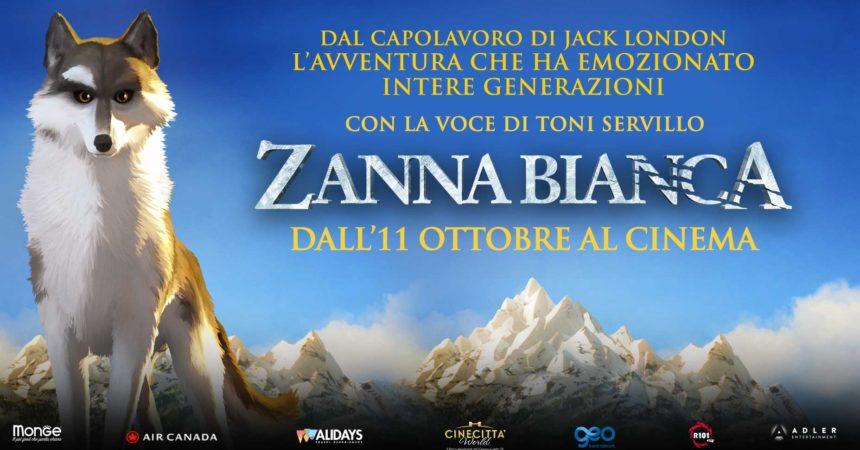 Gli zainetti di Zanna Bianca