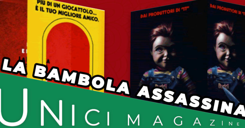 LA BAMBOLA ASSASSINA | BUDDI BOX