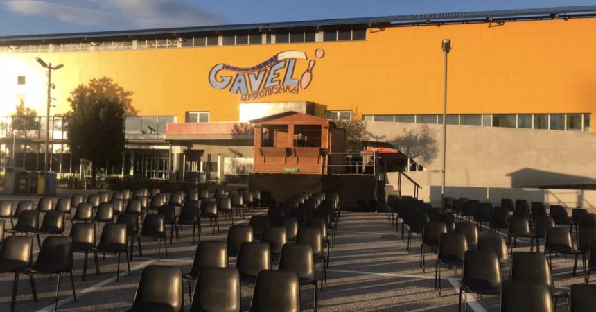 RIPARTE IL CINEMA A BENEVENTO CON L'ARENA GAVELI