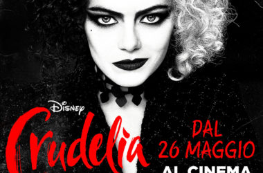 """I CINEMA UNICI TI REGALANO LA LOCANDINA DEL FILM """"CRUDELIA"""""""